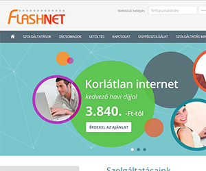 Flash-net
